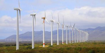 Die EDF Group will in Unión Hidalgo einen Windpark mit 115 Windrädern bauen