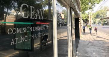 Die Arbeit der Nationalen Kommission für Opferfürsorge in Mexiko ist durch Haushaltskürzungen gefährdet