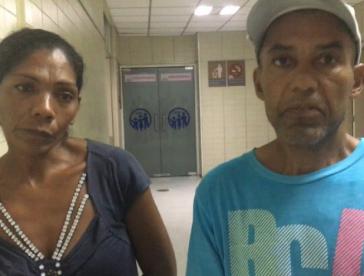 Hoffen auf Gerechtigkeit: Die Eltern von Orlando Figuera, der Opfer eines Lynchmords wurde