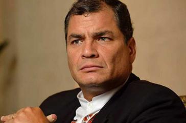 Rafael Correa, Ex-Präsident von Ecuador (2007-2017)