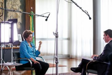 Glenn Greenwald war einer der ersten internationalen Journalisten, der die Amtsenthebung Dilma Rousseffs im Jahr 2016 als Putsch verurteilte.