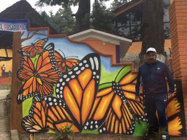Homero Gómez González setzte sich in Mexiko für den Monarchfalter ein - und ist nun tot aufgefunden worden
