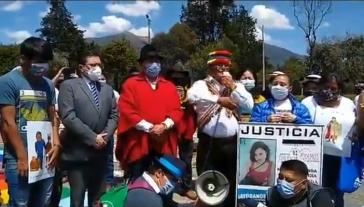 Der Indigenendachverband Conaie stellt Anzeige gegen Präsident Moreno und weitere Funktionäre