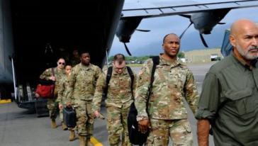 """Laut den Richtlinien ATP3-96.1 der US-Sonderbrigade soll diese Kontakt mit Paramilitärs und """"irregulären Verbänden"""" pflegen"""