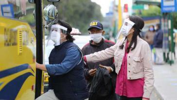 """Schritt für Schritt soll das soziale Leben in Peru zur """"neuen Normalität"""" zurückkehren"""