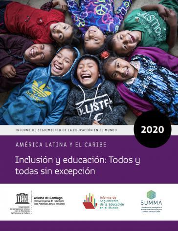 """""""Inklusion und Bildung: Jeder und jede ohne Ausnahme"""", Titel der neuen Unesco-Studie"""
