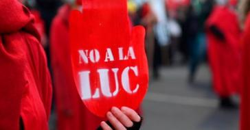 """""""Nein zum Dringlichkeitsgesetz"""": Uruguays Gewerkschaftsdachverband will ein Referendum"""