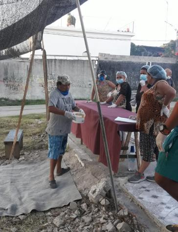 Solidarisch: In Uruguay entstehen überall Volksküchen