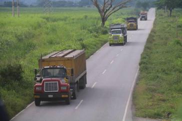 Sanktionsbedingte Dieselverknappung in Venezuela wird Landwirtschaft, Transport, Bauwesen und Stromerzeugung schädigen