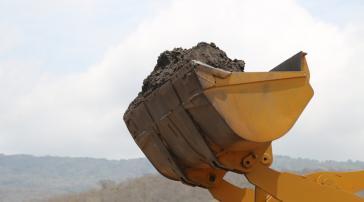 Eine Million Tonnen Steinkohle können im Bergwerk Las Lajitas im Bundesstaat Aragua verarbeitet werden