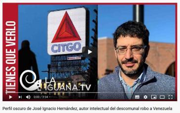Auch der TV-Sender La Iguana berichtete über den Fall Hernández
