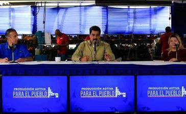 """Maduro rief die Regierung Duque auf, """"den ideologischen und politischen Extremismus"""" zu beenden: """"Genug von diesem Unsinn!"""""""