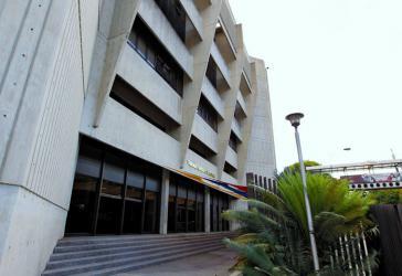 Sitz des Obersten Gerichtshofes in Caracas