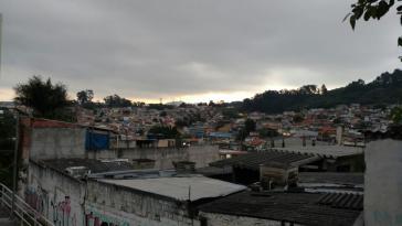 Schwer von der Corona-Pandemie betroffen: Armenviertel