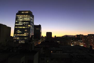 Seit Samstag befindet sich Santiago de Chile wieder im Lockdown