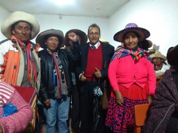 Die Justiz hatte 2020 zehn Aktivist:innen freigesprochen, die Anabi 2012 verklagt hatte