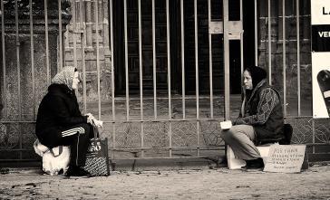Mehr als eine Million Menschen fielen in Ecuador 2020 unter die Armutsgrenze (Symbolbild)