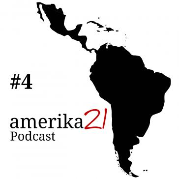 amerika21 Podcast #3: Machtkampf in Nicaragua, im Gespräch mit Rudi Kurz vom Heidelberger Nicaragua-Forum.