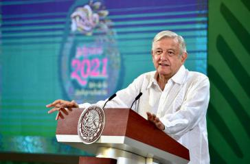 Mit Mexikos Präsident stellt sich ein Schwergewicht der lateinamerikanischen Politik an die Seite von Kuba