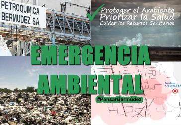 """""""Umweltnotstand"""": Seit Jahren gibt es Warnungen vor hochgefährlichen Stoffen auf dem ehemaligen Werksgelände von Bermúdez"""