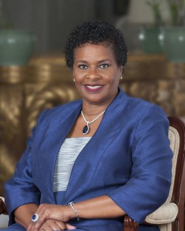 Generalgouverneurin Sandra Mason wird ab November erste Präsidentin von Barbados