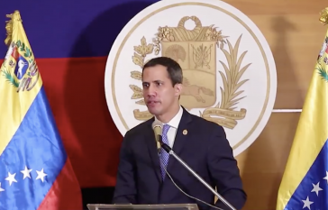 """Es dürfte immer enger werden für Juan Guaidó. Die EU streicht ihm zumindest schon mal seinen Titel """"Präsident der Nationalversammlung"""""""