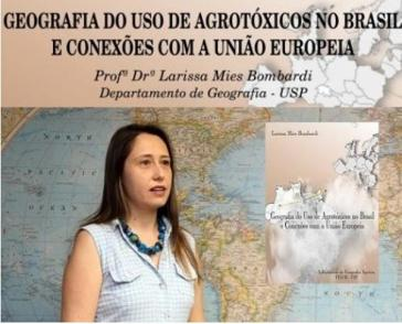 Die Pestizid-Forscherin Bombardi wird iins Exil gezwungen.