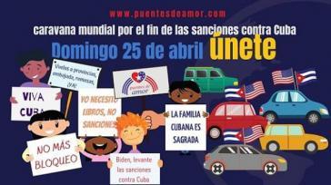 Weltweite Proteste gegen die US-Blockade gegen Kuba