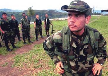 Carlos Castaño war der Oberkommandierende der AUC