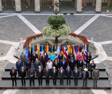 Mexiko war Gastgeber des Gipfeltreffens der Gemeinschaft der Lateinamerikanischen und Karibischen Staaten (Celac)