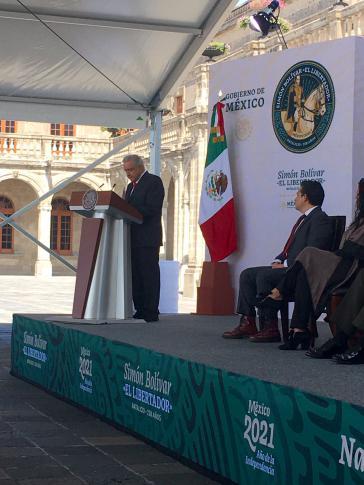 mexikanischer Präsident Andrés López