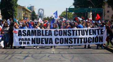 Die Pinochet-Verfassung gilt als Hindernis für soziale und demokratische Verhältnisse