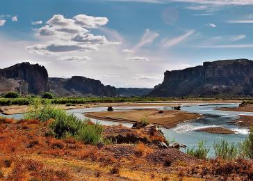Eine umweltbewusste Bevölkerung in der argentinischen Provinz Chubut steht dem Bergbau kritisch gegenüber