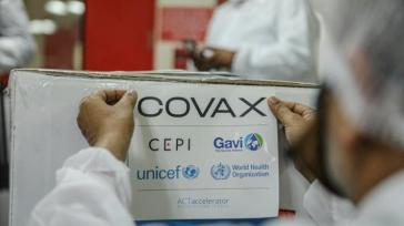 Covax steckt voller guter Vorsätze ...