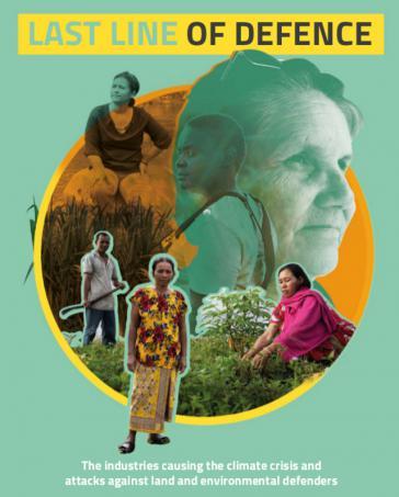 Global Witness-Bericht: 2020 verloren 227 Umweltaktivist:innen weltweit ihr Leben