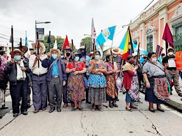 Die Proteste gegen Korruption in Guatemala fordern auch eine neue Verfassung mit plurinationalem Charakter