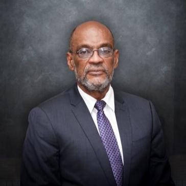 Haitis De-facto-Premierminister Henry ist seit dem 20. Juli im Amt