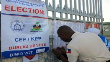 In Haiti soll im November gewählt werden