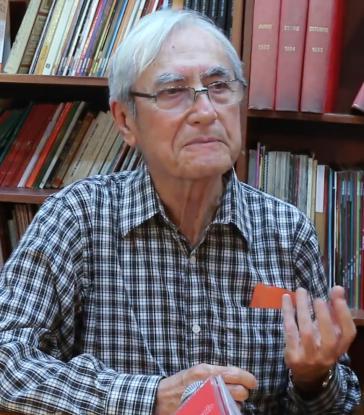 Der zurückgetretene Außenminister von Peru, Héctor Béjar