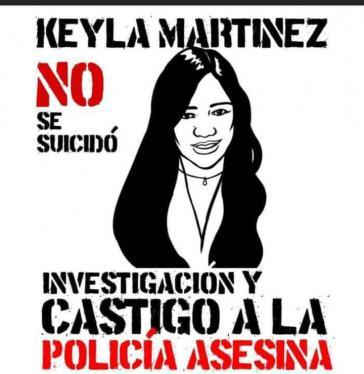 Öffentlichkeit, AI und das UN-Hochkommissariat für Menschenrechte in Honduras fordern Aufklärung des Todes von Keyla Patricia Martínez im Polizeigewahrsam