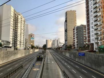 Ab Sonntag kehren Lima und neun weitere Regionen in den Lockdown zurück