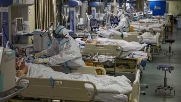 Der Ombudsmann von Bogotá hat eine Belegung der Intensivbetten von 100 Prozent in der Hauptstadt angeprangert