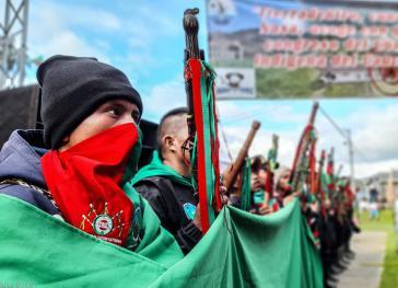 Organisierte unbewaffnete Selbstverteidigung: Die Guardia hat heute 70.000 Mitglieder