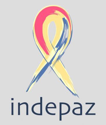 Erschreckende Zahlen legt erneut das Instituto de Estudios para el Desarrollo y la Paz vor (Logo Indepaz)