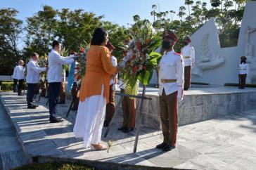 Kuba begeht 9. Mai mit Vertretern ehemaliger Sowjetrepubliken