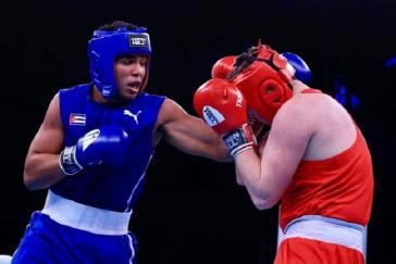 Kuba ist auch groß im Boxsport. Jorge Felimón gewann am 24. April die Jugendweltmeisterschaft im Schwergewicht