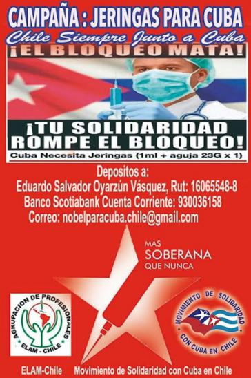 Kampagne in Chile
