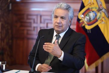 Der von Präsident Moreno verhängte Ausnahmezustand wurde vom Verfassungsgericht aufgehoben