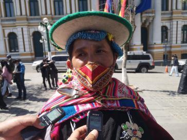 Die Klage der Abgeordneten Lidia Patty löste eine Welle der Ermittlungen in Bolivien aus