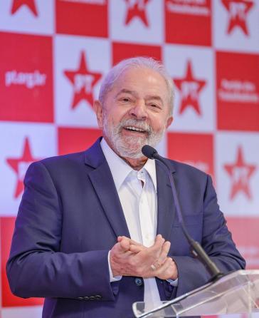 Für die kommende Präsidentschaftswahl setzt Lula auch dieses Mal auf die Unterstützung der PT
